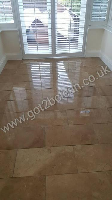 Floor polishing Sunderland