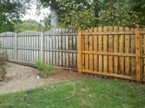 wood fence cleaners Sunderland