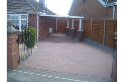 block paving cleaners Sunderland