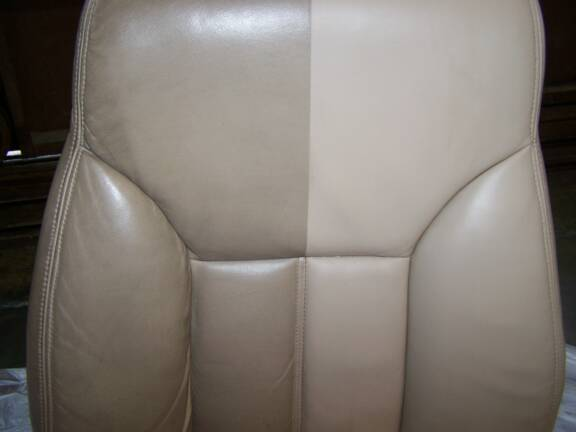 the easiest and best way to clean a leather car seat autos post. Black Bedroom Furniture Sets. Home Design Ideas