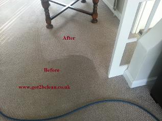 local carpet cleaner Sunderland