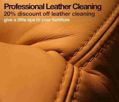 leather cleaning sunderland