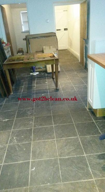 slate floor cleaning Sunderland