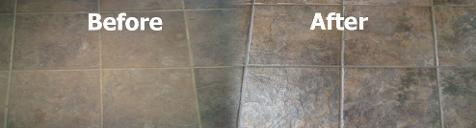 Tile grout cleaning Sunderland